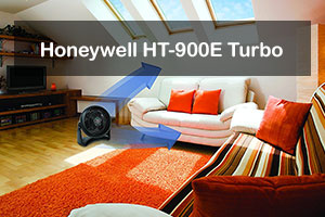Avis Honeywell HT-900E Turbo