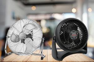 Meilleurs ventilateurs de table