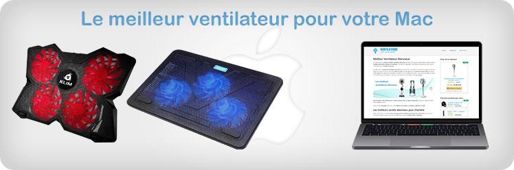meilleurs ventilateurs macbook