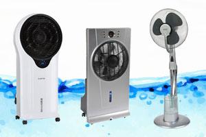 meilleur ventilateur brumisateur